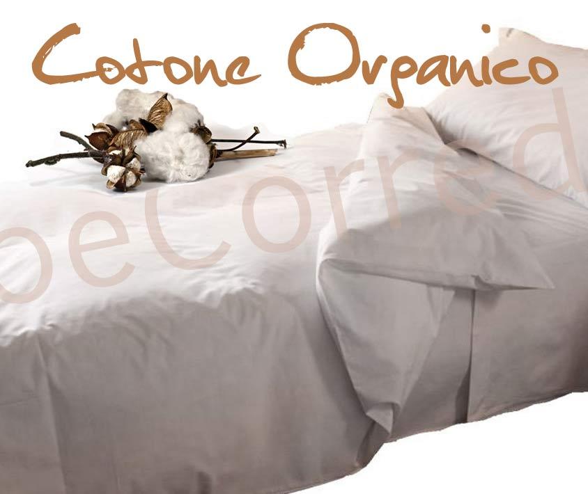 Copripiumino Cotone Biologico.Copripiumino Bio In Cotone Organico Arredo E Corredo