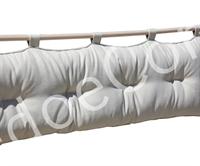 Cuscini Come Testiera Letto.Testiera Letto A Cuscino Bali Basic Con Kit Ancoraggio Opzionale